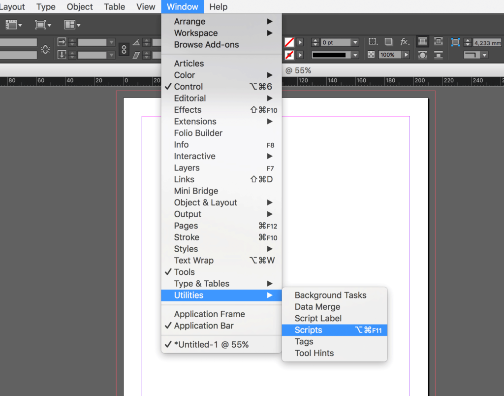InDesign: Copy an entire layer from one file to another