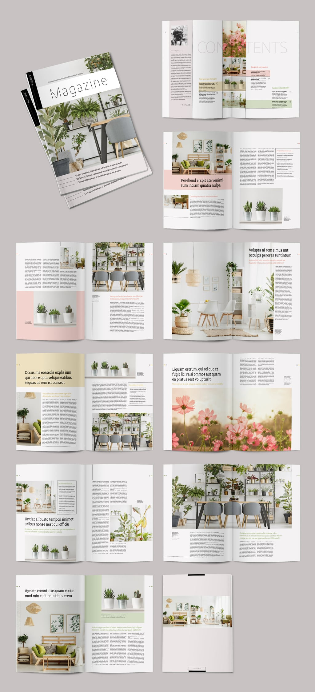43 indesign product catalog template