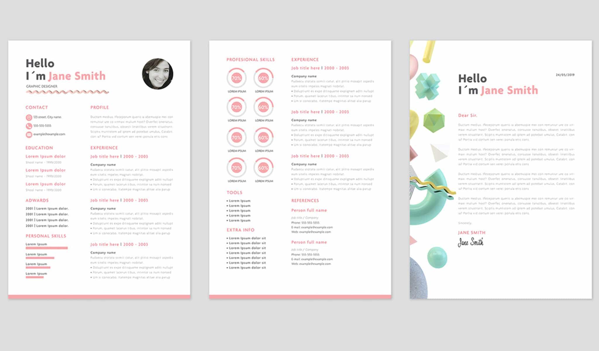 Illustrated Resume