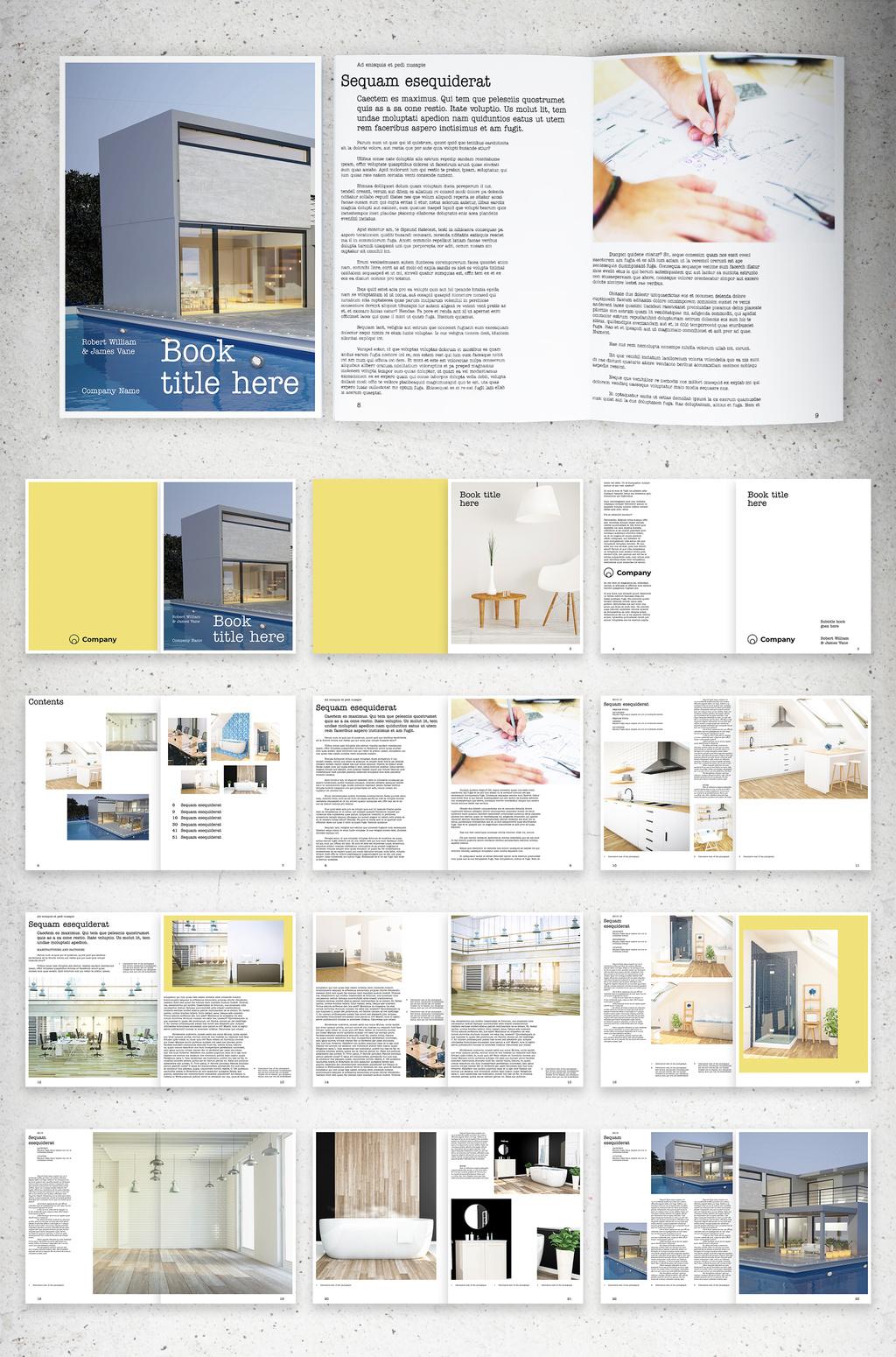 indesign-book-template