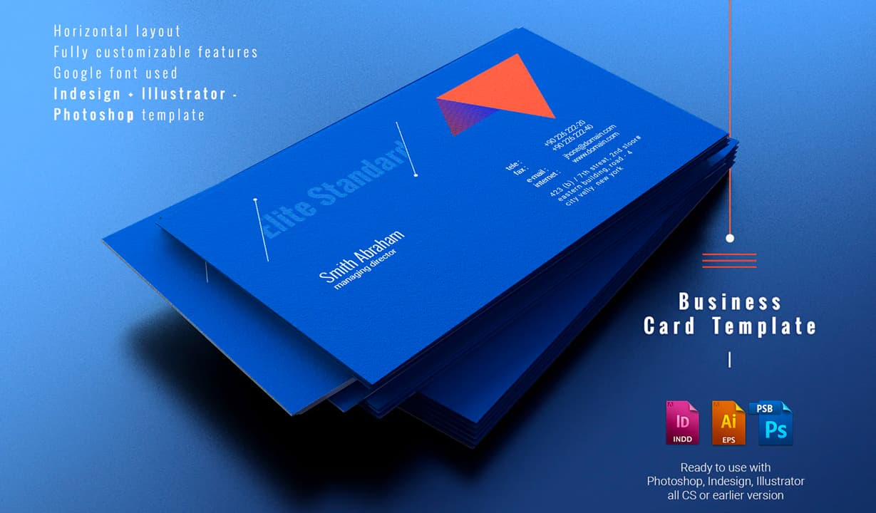 Modern Business Cards Template Preview